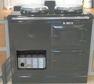 Aga Electric Conversion